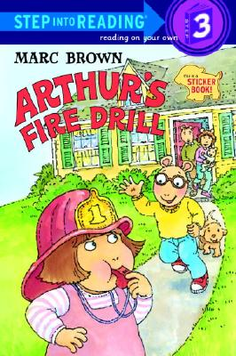 Arthur's Fire Drill By Brown, Marc Tolon